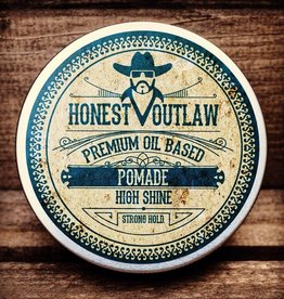 Honest Outlaw Premium Pomade 100ml.