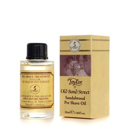Taylor Of Old Bond Street pre-shave oil sandalwood