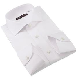Valkoinen kauluspaita regular fit⎪Giovanni Rosmini