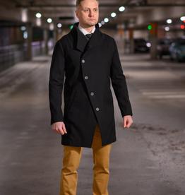 Reykjavik District Hamlet takki musta