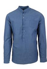 Reykjavik District Mandarin paita sininen