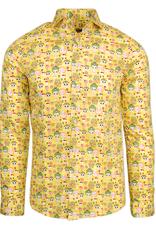 Paul Martin´s Perugia kauluspaita keltainen