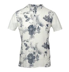 Kukka T-paita sininen ⎪Circus Donati Fausto