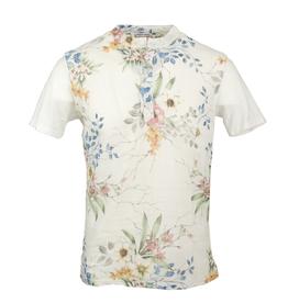 Kukka t-paita valkoinen⎪Circus