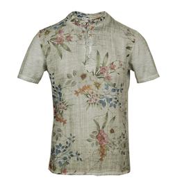 Kukka t-paita tummanharmaa⎪Circus Donati Fausto