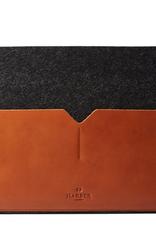 """Harber London MacBook 12""""  suojakuori ruskea"""