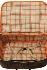 Chiarugi weekender laukku tummanruskea