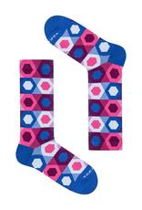Takapara värikkäät sukat 1M1