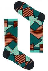 Takapara värikkäät sukat U5M6