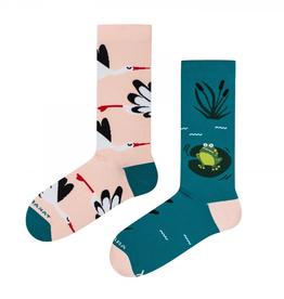 Takapara värikkäät sukat 93F1