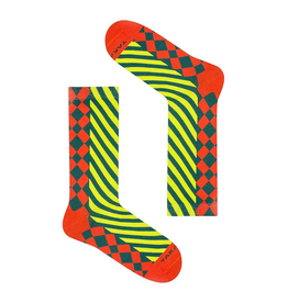 Takapara värikkäät sukat U10M5