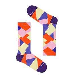 Takapara värikkäät sukat U11M4
