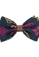 Papillon Miró Croce rusetti tummansininen