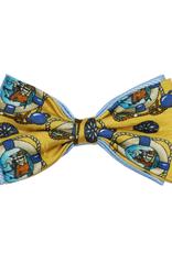 Papillon Miró Vaccaro keltainen