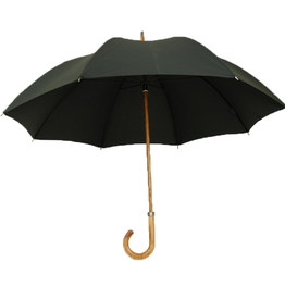 Ince Umbrellas sateenvarjo musta vaahtera