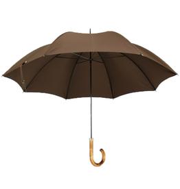 Ince Umbrellas sateenvarjo ruskea vaahtera