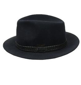 Biagiotti hattu tummansininen