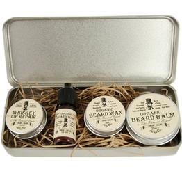 Half Ounce. Organic Beard Tonic partaöljy
