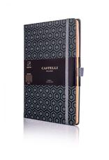 Castelli Italy muistikirja Honeycomb kupari