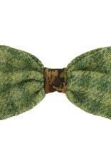 Papillon Miró villarusetti metsänvihreä