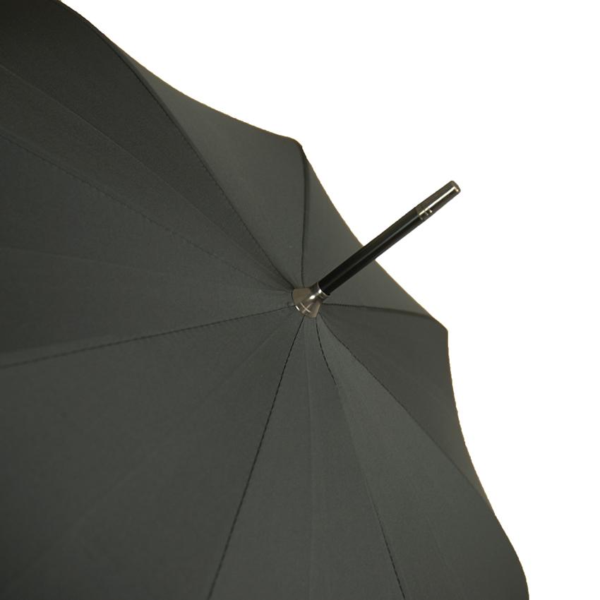 Ince Umbrellas sateenvarjo musta Jalava