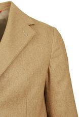 Vaaleanruskea villakangastakki⎪Posillipo 1930