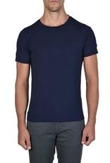 Tummansininen t-paita ⎪ Xagon Man