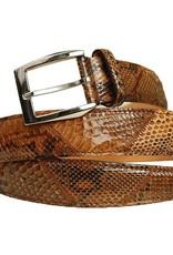Ruskea python vyö⎪Bochicchio Cinture