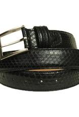 Musta python vyö⎪Bochicchio Cinture