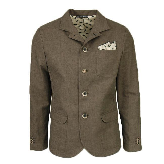 Vaaleanruskea Eastwood takki / bleiseri⎪Reykjavik District