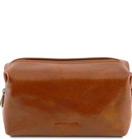 Nahkainen toilettilaukku ⎪Tuscany Leather