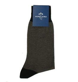 Ruskeat sukat 100% Egyptiläistä puuvillaa⎪Andrea Nobile