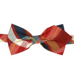 Punainen rusetti kuviolla⎪Papillon Miró