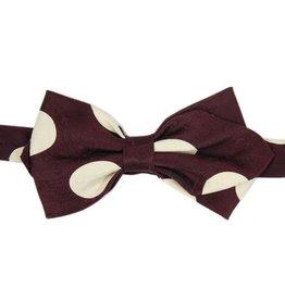Viininpunainen rusetti⎪Papillon Miró