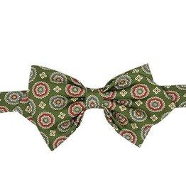 Vihreä rusetti kuviolla⎪Papillon Miró