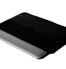 "MacBook 12"" suoja musta⎪Harber London"