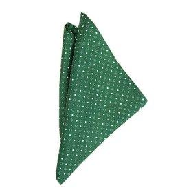 Vihreä taskuliina kuviolla⎪Bojua