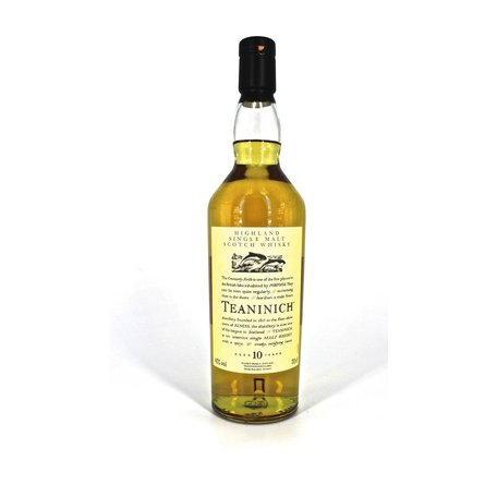 Teaninich 10 Year Old Flora & Fauna Single Malt 43%