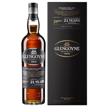 Glengoyne 21 Year Old, 43%