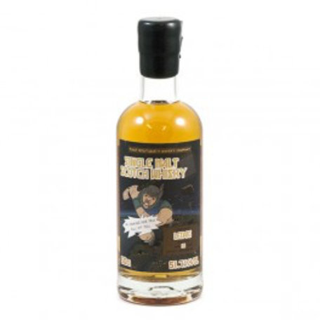 Ledaig, 18 Year Old, Batch 3, Boutique-y Whisky Company 51.7% 50cl