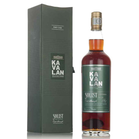 Kavalan Port Cask Solist, 57.8%