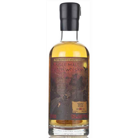 Mortlach 22 Year Old, That Boutique-y Whisky Company, 52.6%