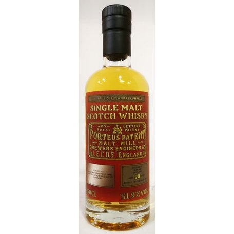 Glen Ord 20 Year Old, Batch 1, That Boutique-y Whisky Company, 51.9%, 50CL