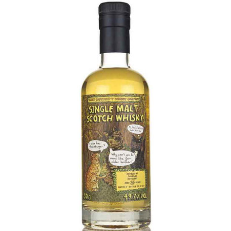 Clynelish 24 Year Old, Batch 4, That Boutique-y Whisky Company, 49.7%, 50CL