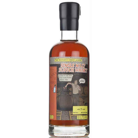 Secret Distillery #1 9 Year Old, Batch 2, That Boutique-y Whisky Company, 51.7% 50CL