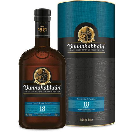 Bunnahabhain 18 Year Old 46.3%