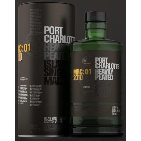 Port Charlotte, MRC: 01, 2010, 59.2%