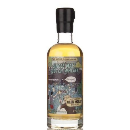 Glen Moray, 10 Year Old, That Boutique-y Whisky Company, 48.6%, 50cl