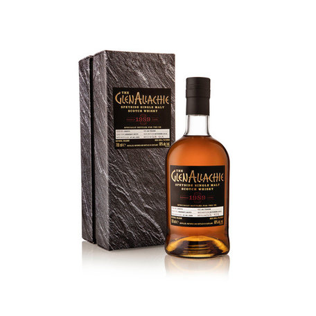 Glenallachie, 1990, Single Cask 620, 60.7%