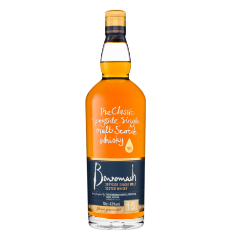 Benromach 15 Year Old, 43%